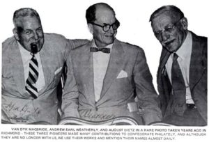MacBride, Weatherly and Dietz